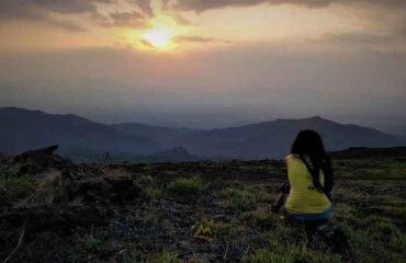 Baba-Budangiri-sunset