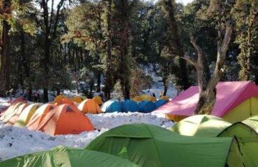 Bekaltal-Campsite