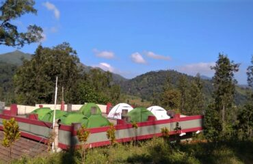 Camping at Kudremukh Homestay