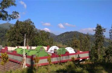 Camping at Kudremukh Homestay