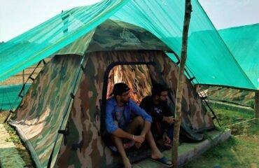 Dandeli Camping Tents
