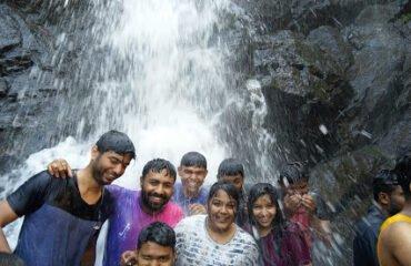 Iruppu Waterfalls Dip