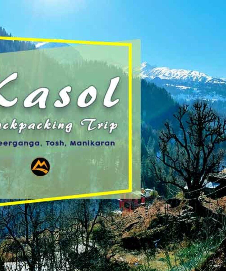 Kasol-Tosh-Kheerganga-Manikaran