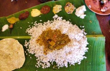 Kerala-Meals