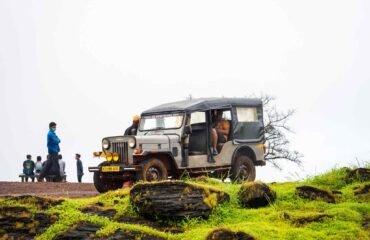 Kodachadri Jeep Trails