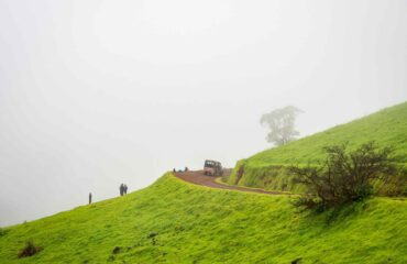 Kodachadri trek during monsoons