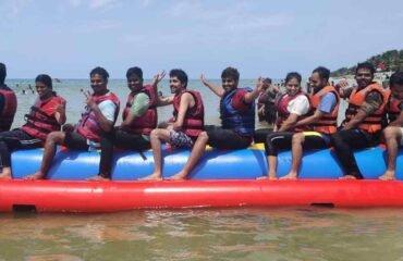 Malpe Beach adventure activities