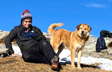 Mountain-Dog-Kedarkantha