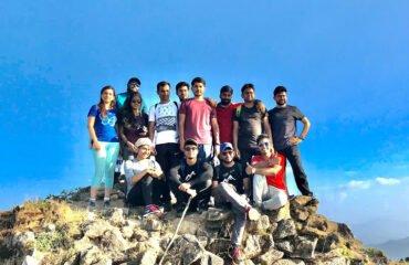 Narasimha Parvatha summit