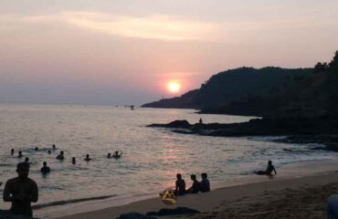 Sunset-Gokarna