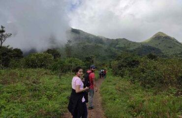 Tadiandamol trek trails