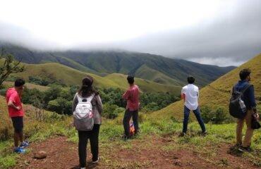 View enroute trek