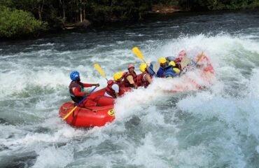 White Water River Rafting