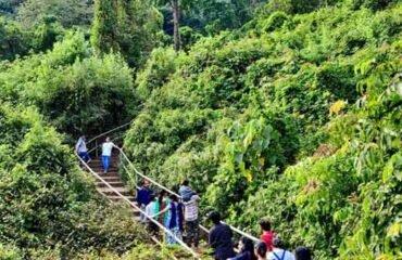 Yana-Trek-route