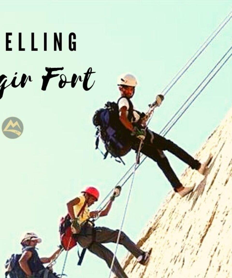 Bhongir-Fort-Rappelling