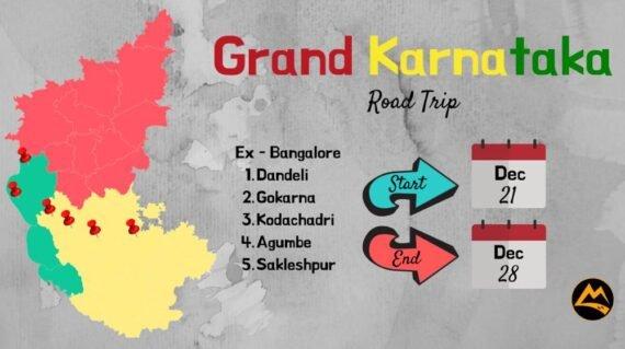 Grand Karnataka Trip