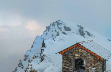 Chandrashila summit