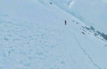 Chandrashila trek trails