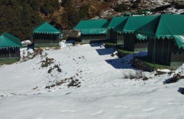 Chopta Campsite with Luxury tents (2)