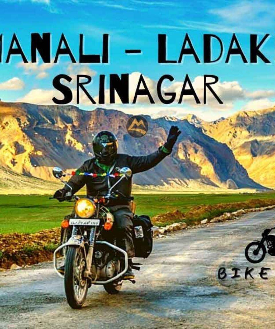 Manali-Ladakh-Srinagar-Bike-Trip