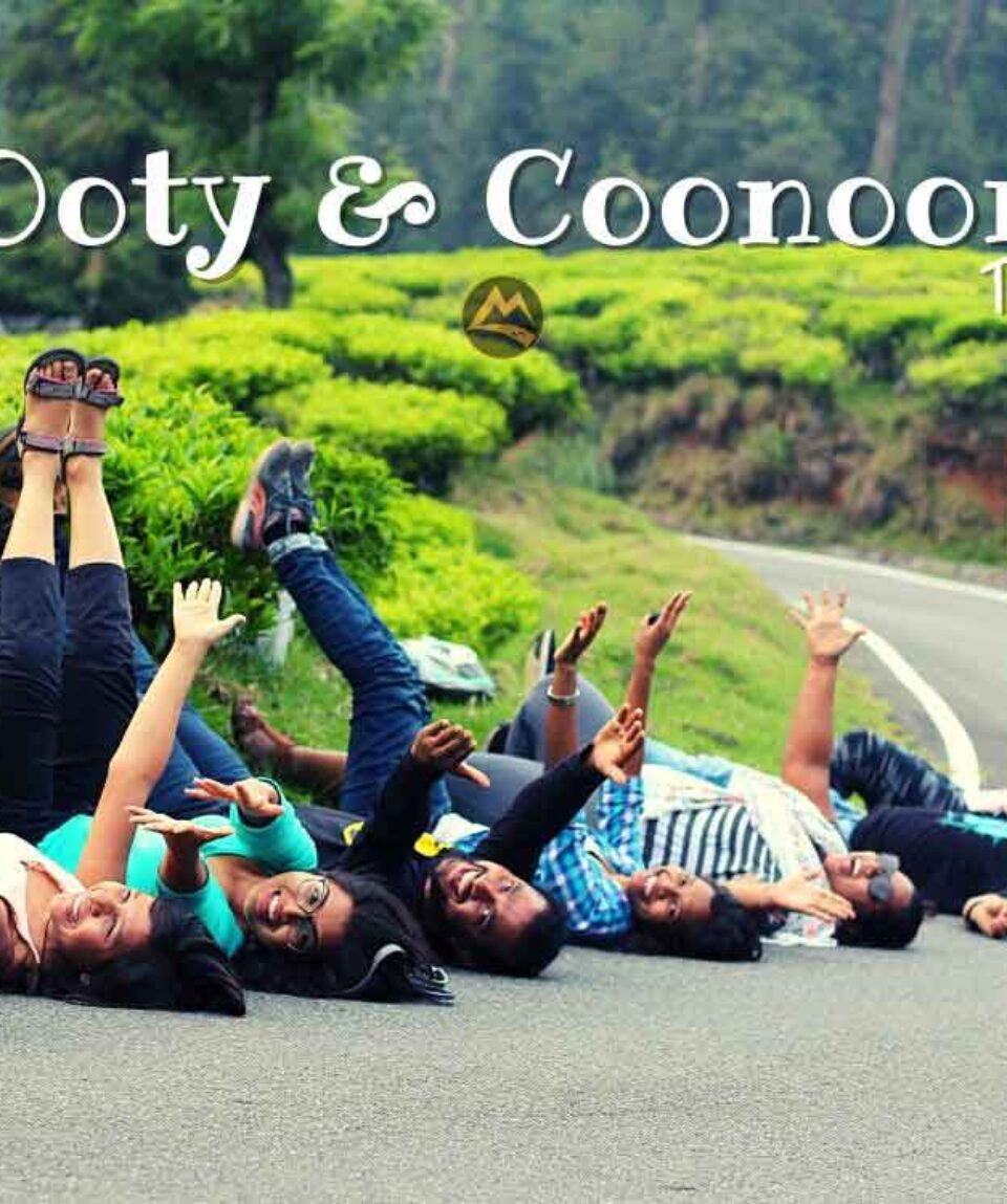 Ooty-Coonoor-Trip-Hyderabad